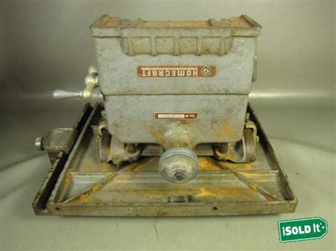 vintage delta rockwell table saw vintage delta rockwell homecraft 10 quot table saw 8092
