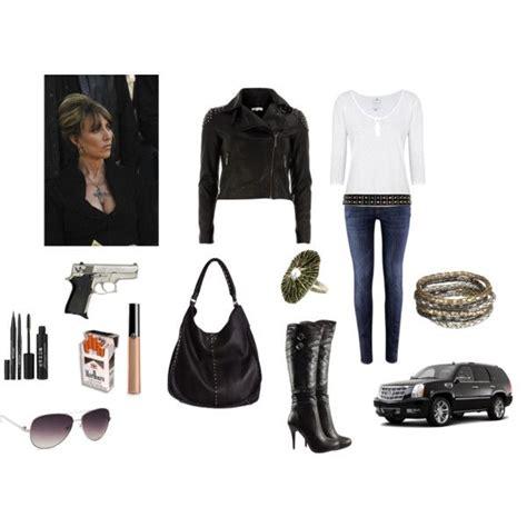 Gemma Teller Wardrobe by Gemma Teller Morrow Fashion Inspiration Nix The Cigs And