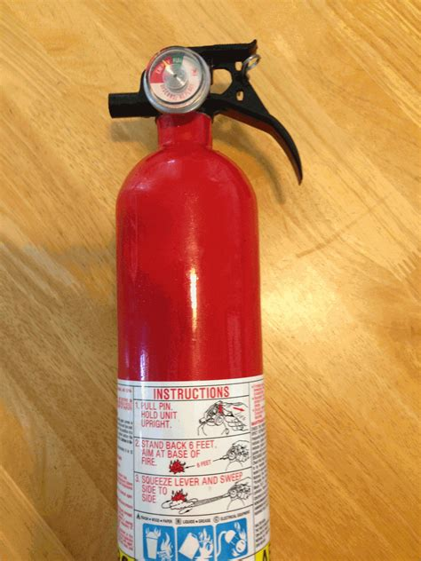 now ask the mayor can extinguishers be recycled