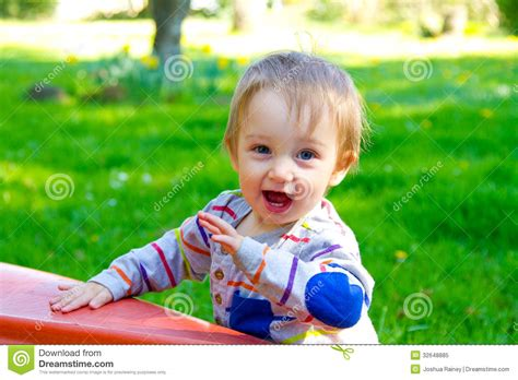 one year old baby boy portrait stock photo thinkstock curious one year old boy royalty free stock photo image