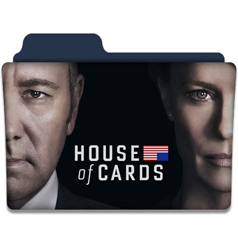 house of cards watch series house of cards tv series folder icon v3 by dyiddo on deviantart