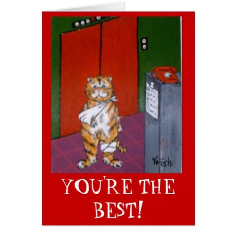 you re the best greeting card zazzle