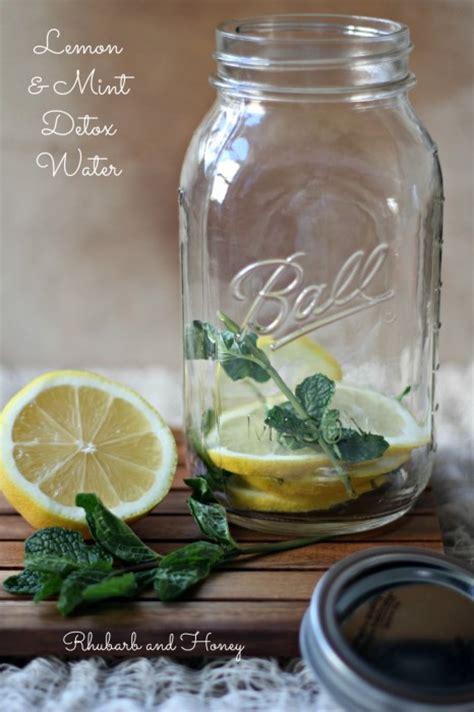 Lemon And Mint Detox Water by Lemon And Mint Quot Detox Quot Water