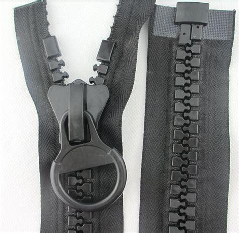 Zipper Big 6 Hitam no 20 large plastic resin opening zipper bags outdoor tent engineering zipper 220cm wide 4