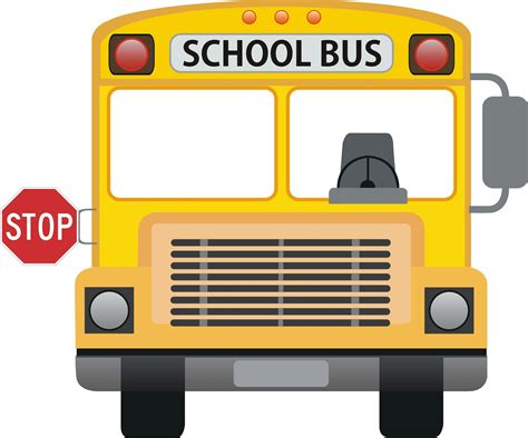 school bus template playbestonlinegames