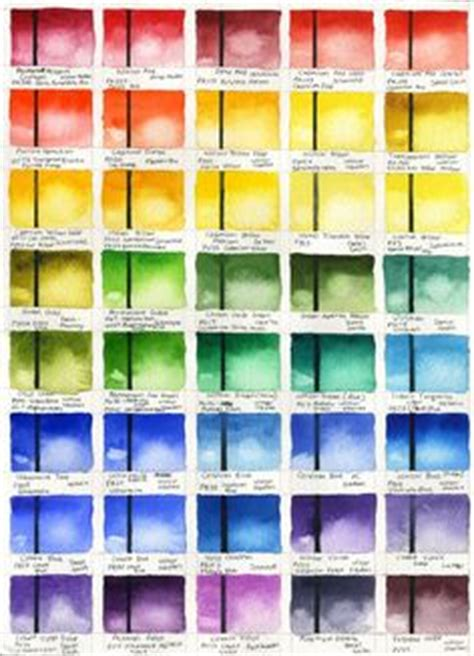 grumbacher finest watercolor paint chart learninig to paint shop watercolors