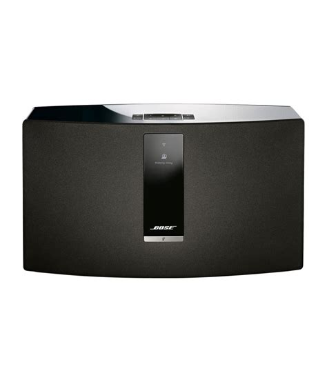 Speaker Bluetooth Bose bose soundtouch bluetooth speaker black available at
