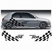 Peugeot 306 Side Stripe Style 28