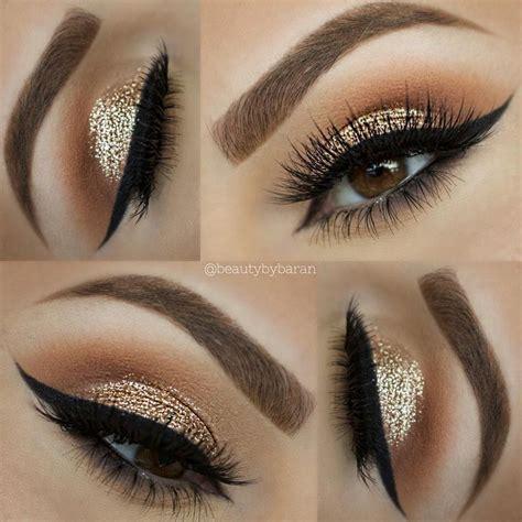 Eyeshadow Gold best 25 golden eye makeup ideas on golden