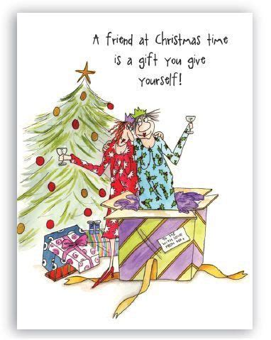 printable christmas cards for a friend camilla rose a friend at christmas card cloudsonline uk
