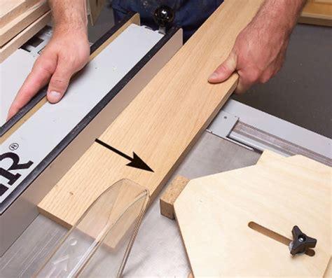 handy tablesaw jigs popular woodworking magazine