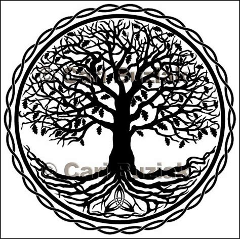 celtic tree of life tattoo designs 48 celtic tree of tattoos ideas