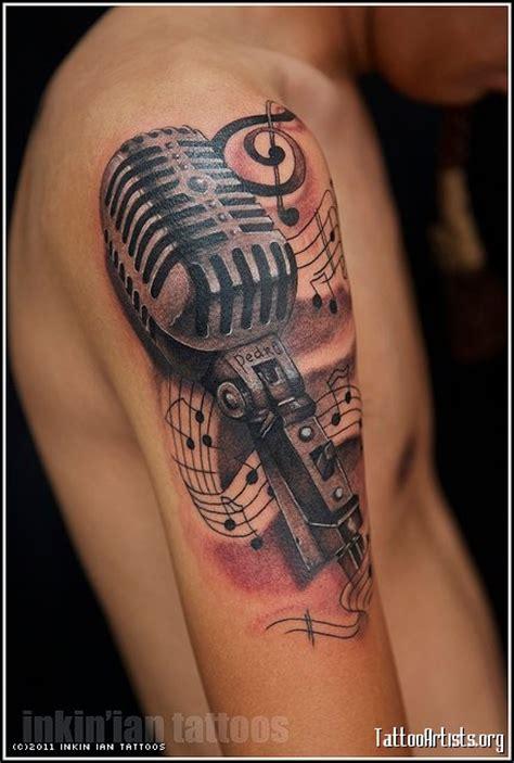 microphone bird tattoo cross tattoos for women on back yakuza tattoo phoenix bird
