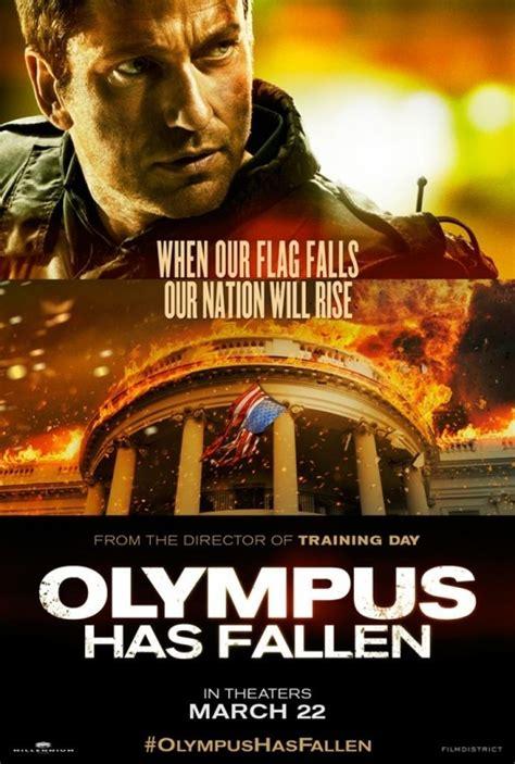 fallen film novità olympus has fallen character poster per gerard butler