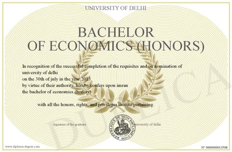 To Get Mba Bs Or Ba In Economics Major by Bachelor S Degree