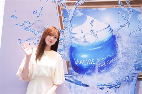 Makeup Laneige korean sung kyung makes an appearance at