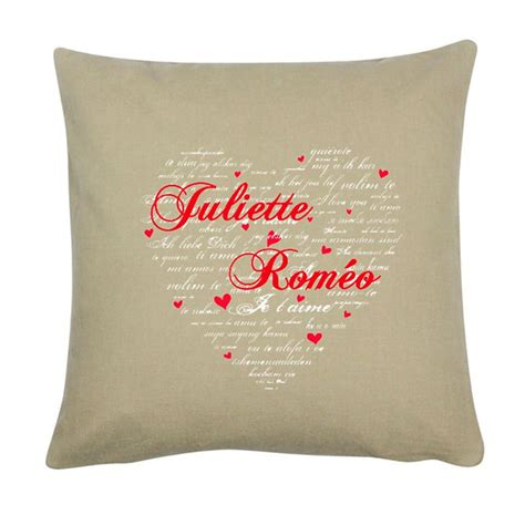 cuscini per san valentino il cuscino di san valentino idea regalo originale