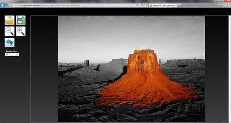 color splash effect free color splash effect maker 1 0 screenshot