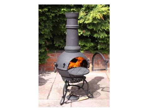 Chiminea Asda by 8 Best Chimineas The Independent