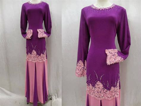 Supplier Baju Termurah Jumpsuit Import China Hk Bkk Kode 1304 baju kurung modern lace photo and picture on tradekey