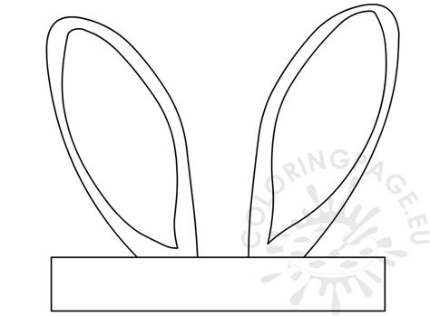 dog ear coloring page dog ears page coloring pages
