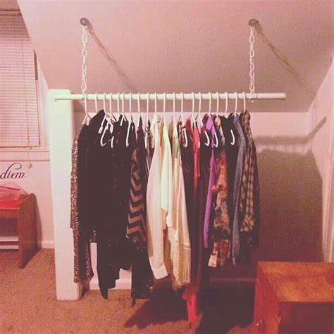 Clothing Rack Ideas by Diy Clothing Rack Thrift Shop Ideas
