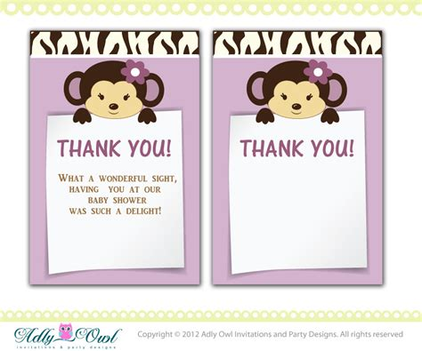 Baby Shower Gift Thank You Cards by Thank You Cards For Baby Shower Gifts Best Business Cards