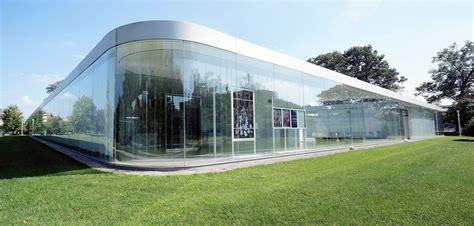 pavillon kunst sanaa glass pavilion at the toledo museum of ohio