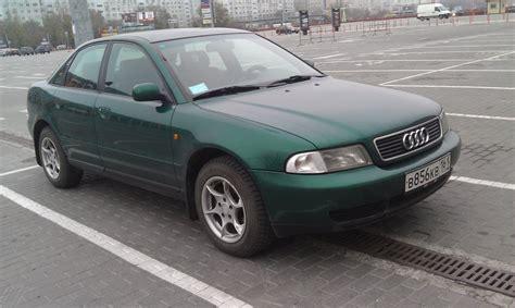 Audi A4 2 6 by ауди а4 1998 1 6 литра мкпп передний привод бензин