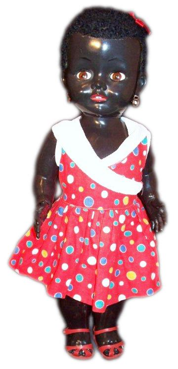 black doll made in black is beautiful why black dolls matter collectors weekly