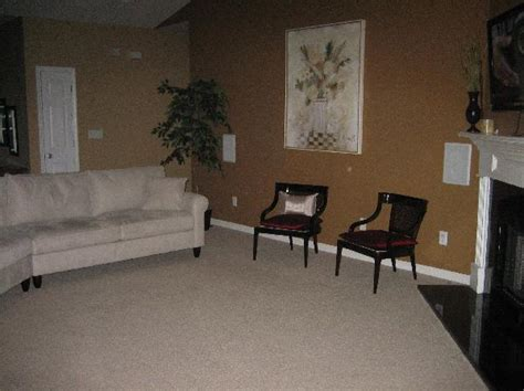 Family Room And Living Room - living room