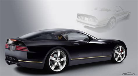 Pontiac Trans Am Concept by 2011 Pontiac Firebird Trans Am Concept Amcarguide