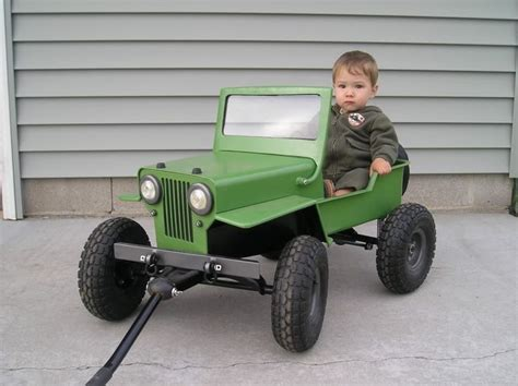 kids jeep cool little jeep wagon for the inner kid pinterest