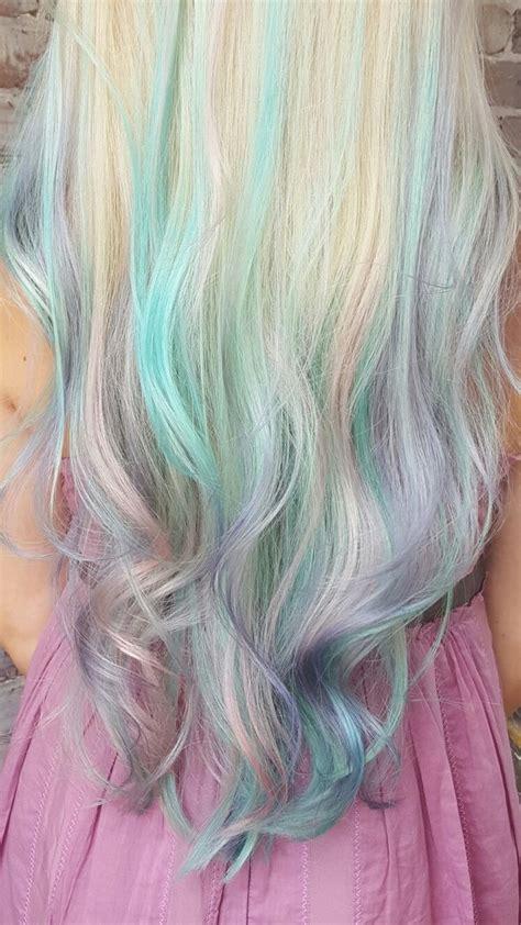 mermaid hair colors 25 best ideas about mermaid hair colors on