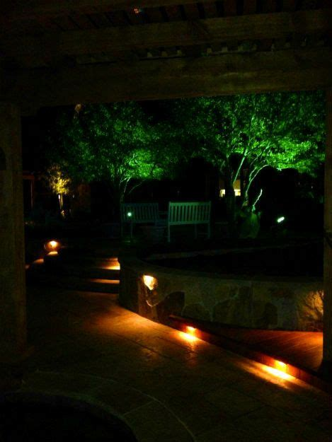 light installation rockwall tx 17 best images about fence wall lighting