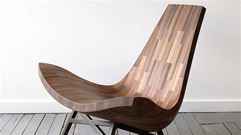 four fabulous furniture designs with gorgeous grain