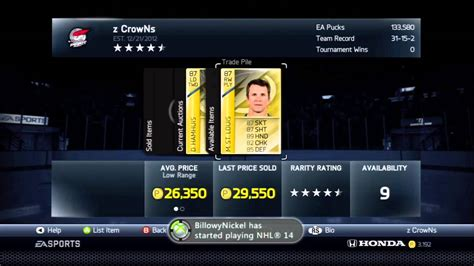 Nhl Giveaway Stats - nhl 14 martin st louis giveaway closed youtube