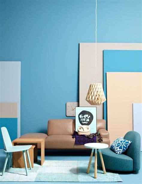 Decke Blau Streichen by Wohnen Mit Farben Einrichten Mit Blau Sch 214 Ner Wohnen