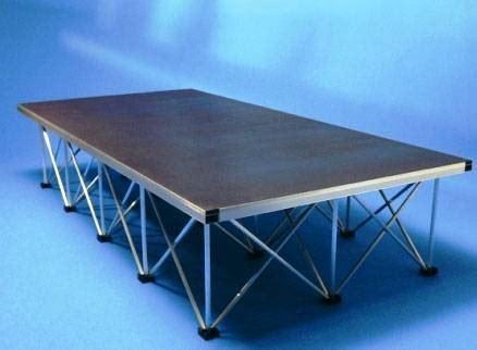 pedane modulari palco archivi sistema