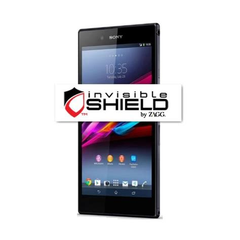 Soft Gospery Sony Xperia Z Ultra invisibleshield sony xperia z ultra displej sunnysoft