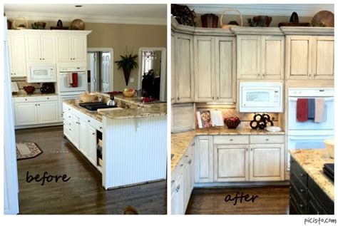 annie sloan kitchen cabinets before and after painted kitchen cabinets before and after melamine