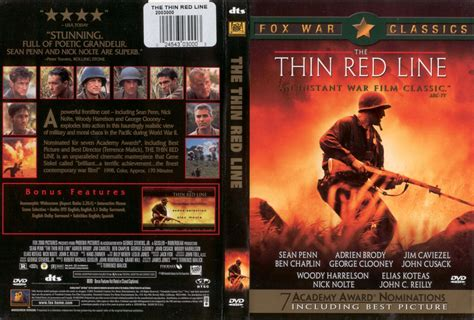Dvd Original The Thin Line Region 2 what is the most misleading poster