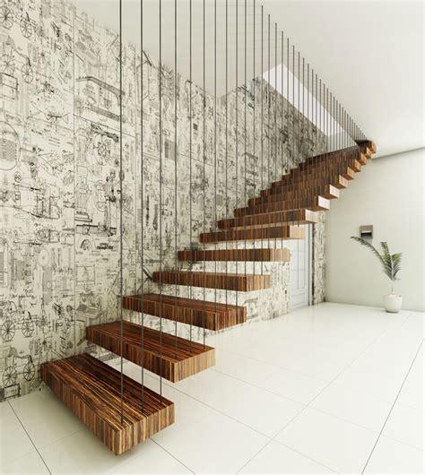scorrimano o corrimano 22 escadas flutuantes para voc 234 se inspirar limaonagua