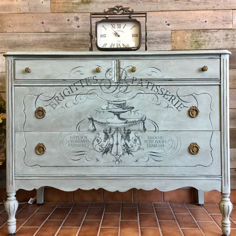 chalk paint bench ideas duck egg chalk paint with iron orchid designs transfer