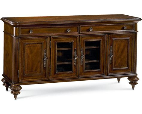 bedroom media console ernest hemingway 174 nairobi media console thomasville furniture
