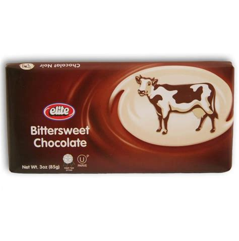 elite bittersweet chocolate bars 12 count oh nuts 174