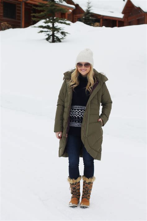 cozy outfit ideas  snow boots  copy  winter