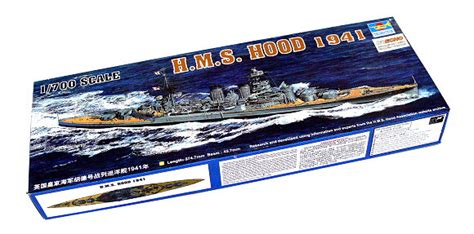 Trumpeter 05740 1 700 Scale Hms Battleship 1941 Plastic Assembly trumpeter model 1 700 war ship h m s 1941 scale hobby 05740 p5740 ship boat