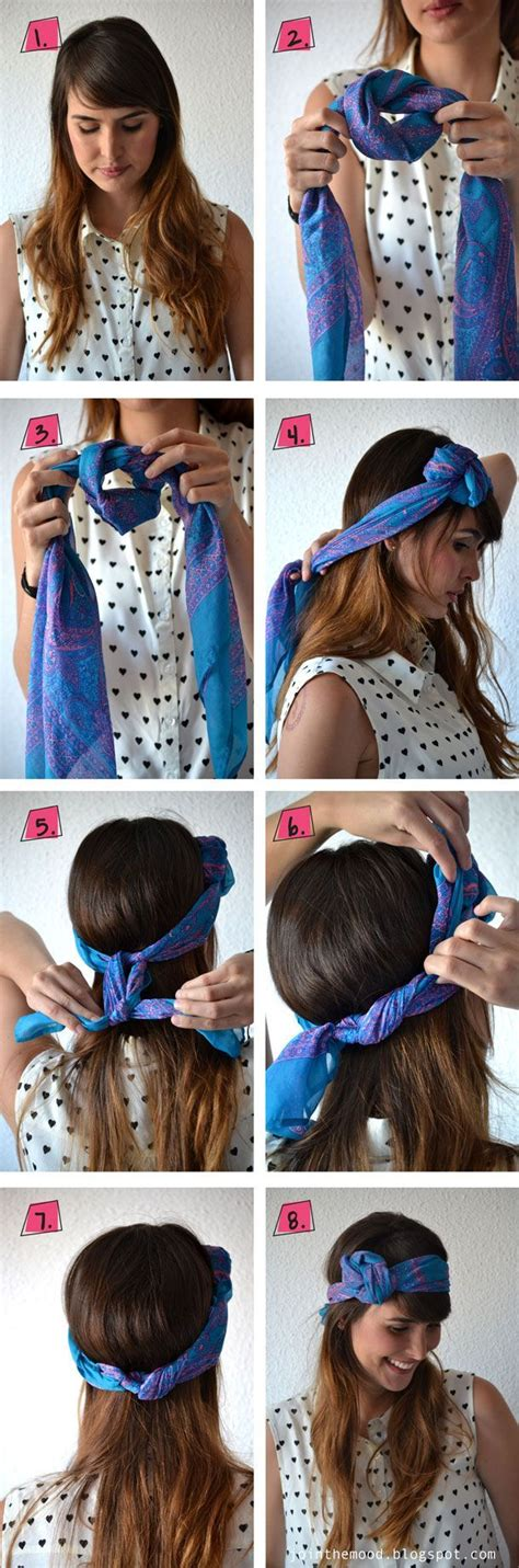 ways to drape a scarf 25 best ideas about hair wrap scarf on pinterest head