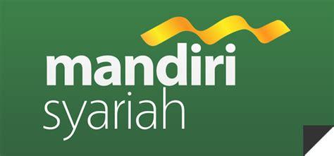 syariah mandiri logo bank mandiri syariah logodesain